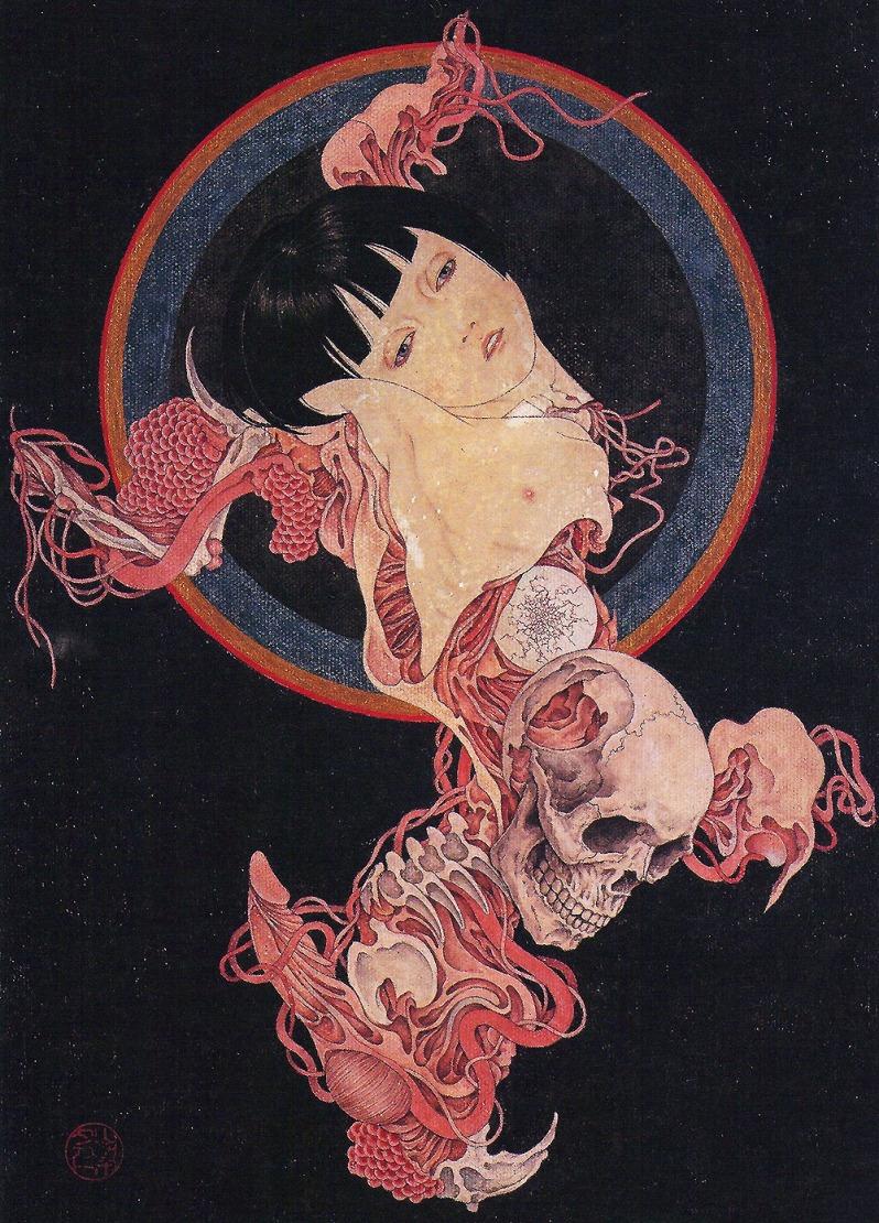 Takato Yamamoto, Abyss of Worries, 2009