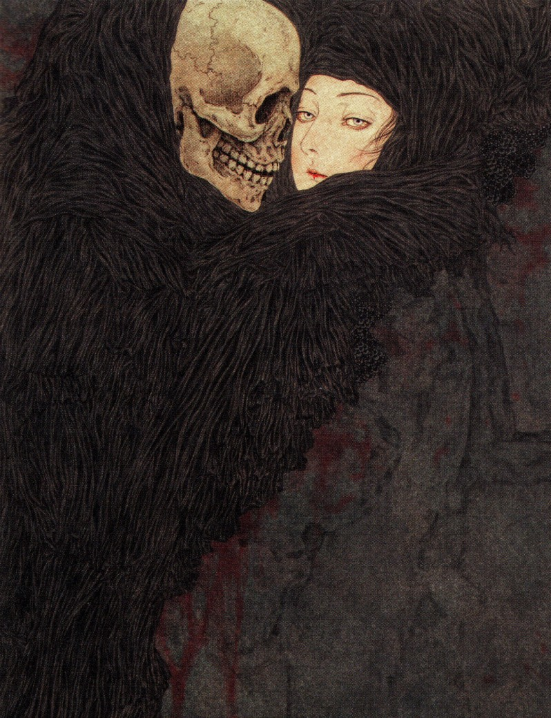 Takato Yamamoto, Confusing and Drowning Flux of Blood
