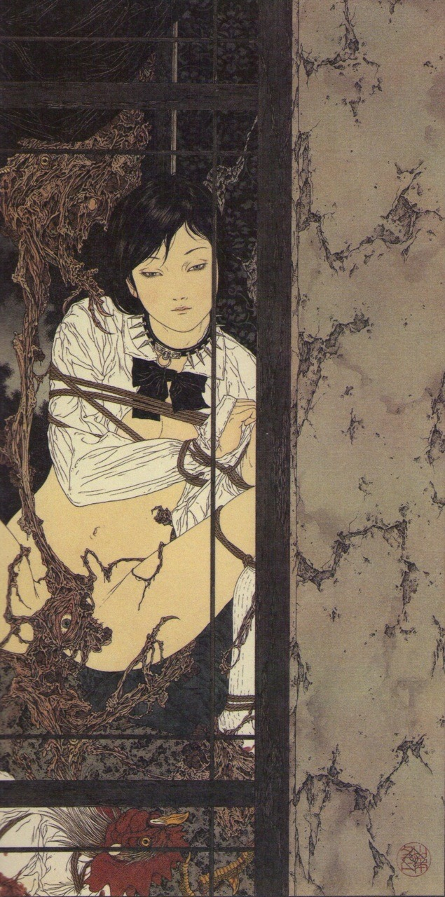 Takato Yamamoto - Confusion of a Peeping Tom