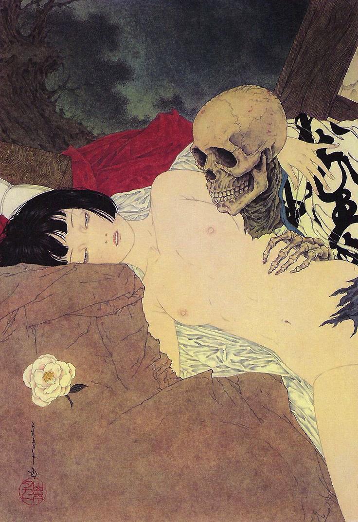 Takato Yamamoto, Death and the Maiden