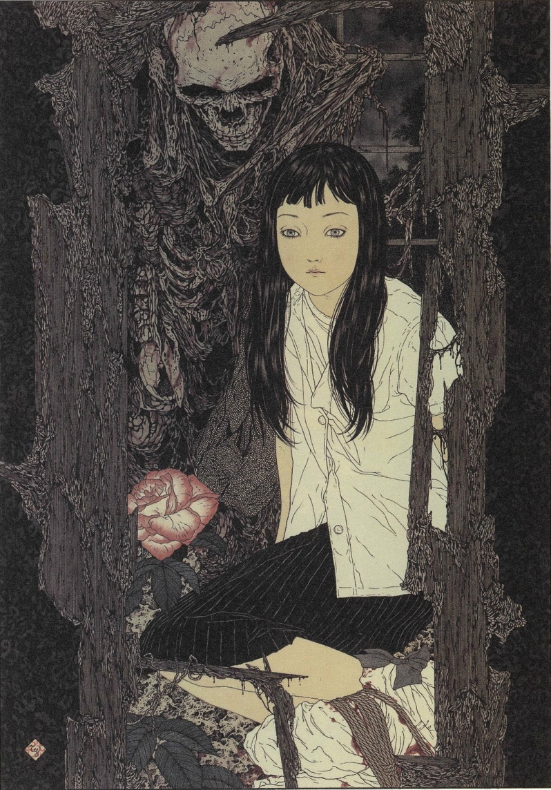 Takato Yamamoto, Loved by the Death God