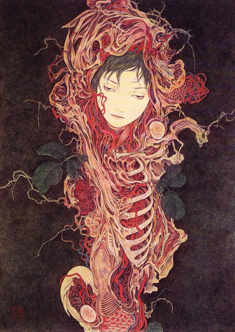 Takato Yamamoto, Organic Elasticit