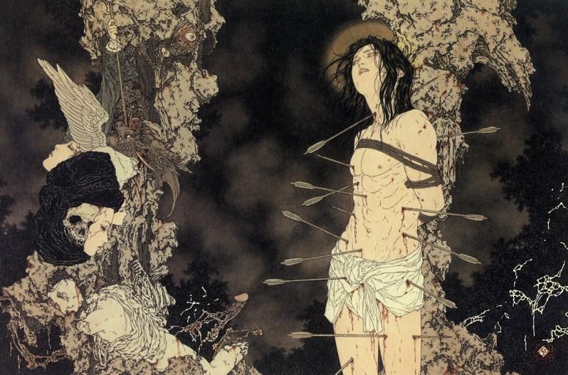 Takato Yamamoto, Saint Sebastian, 2005