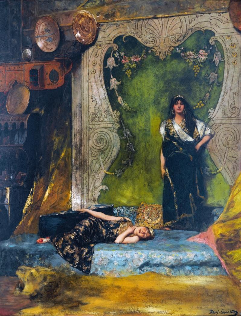 Jean Joseph Benjamin Constant, Afternoon Langour