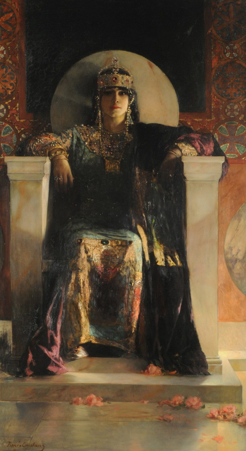 Jean Joseph Benjamin Constant, Theodora, 1887