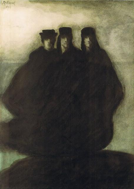 Leon Spilliaert, Les Trois Figures