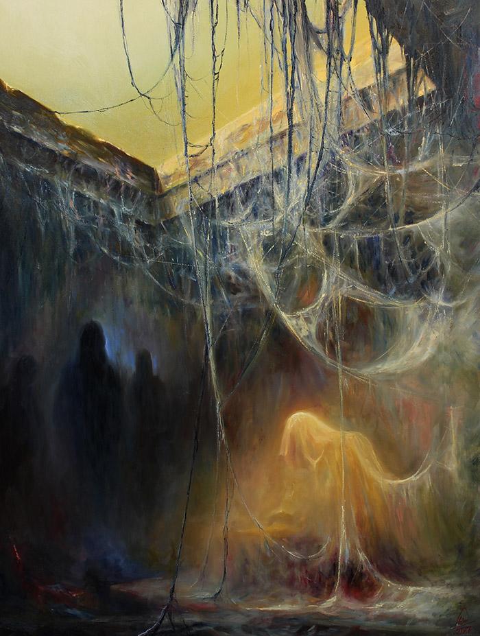Mariusz Lewandowski, Visions [Witzje], 2016