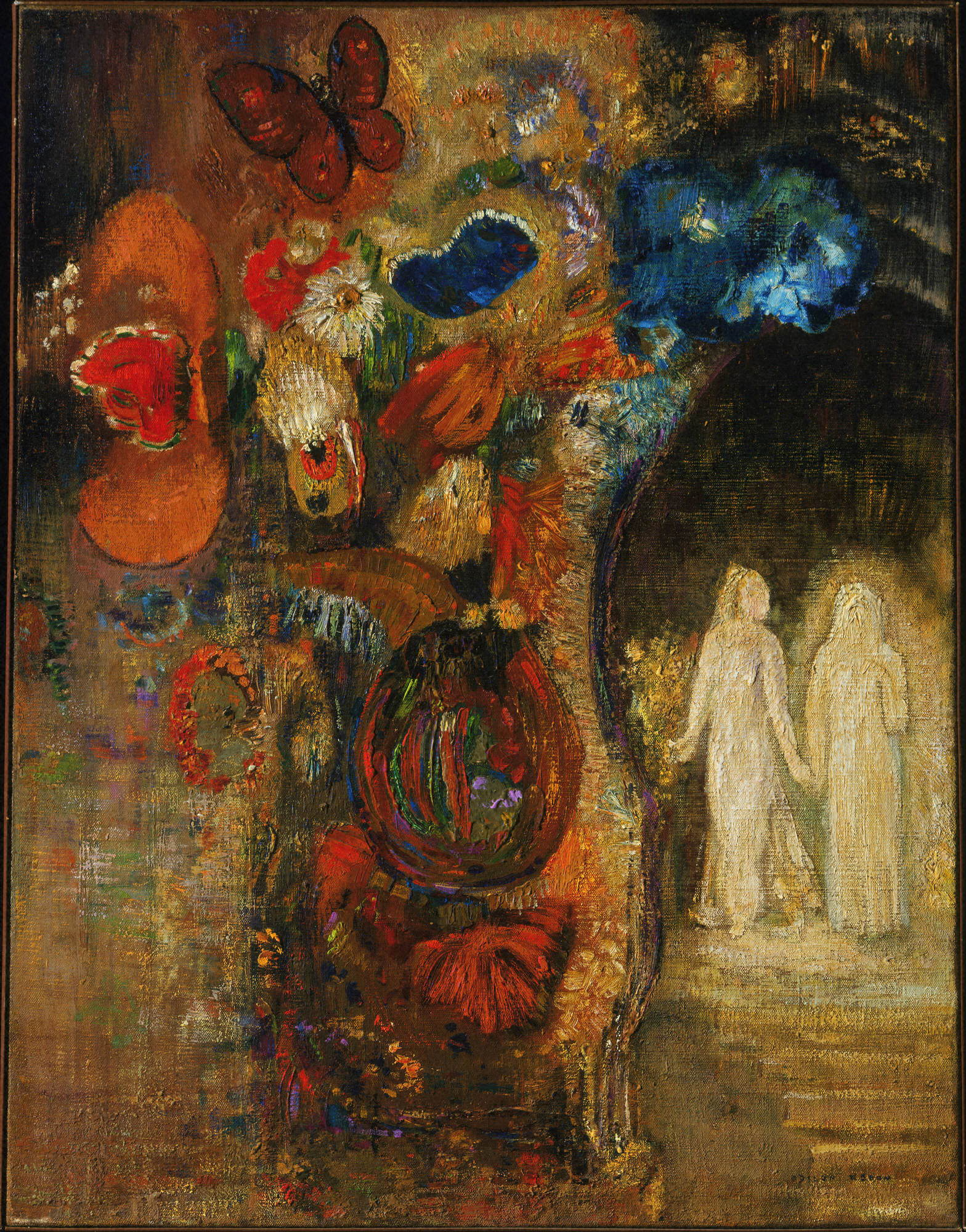 odilon-redon-apparition-c.1910